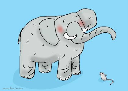 olifantmuis